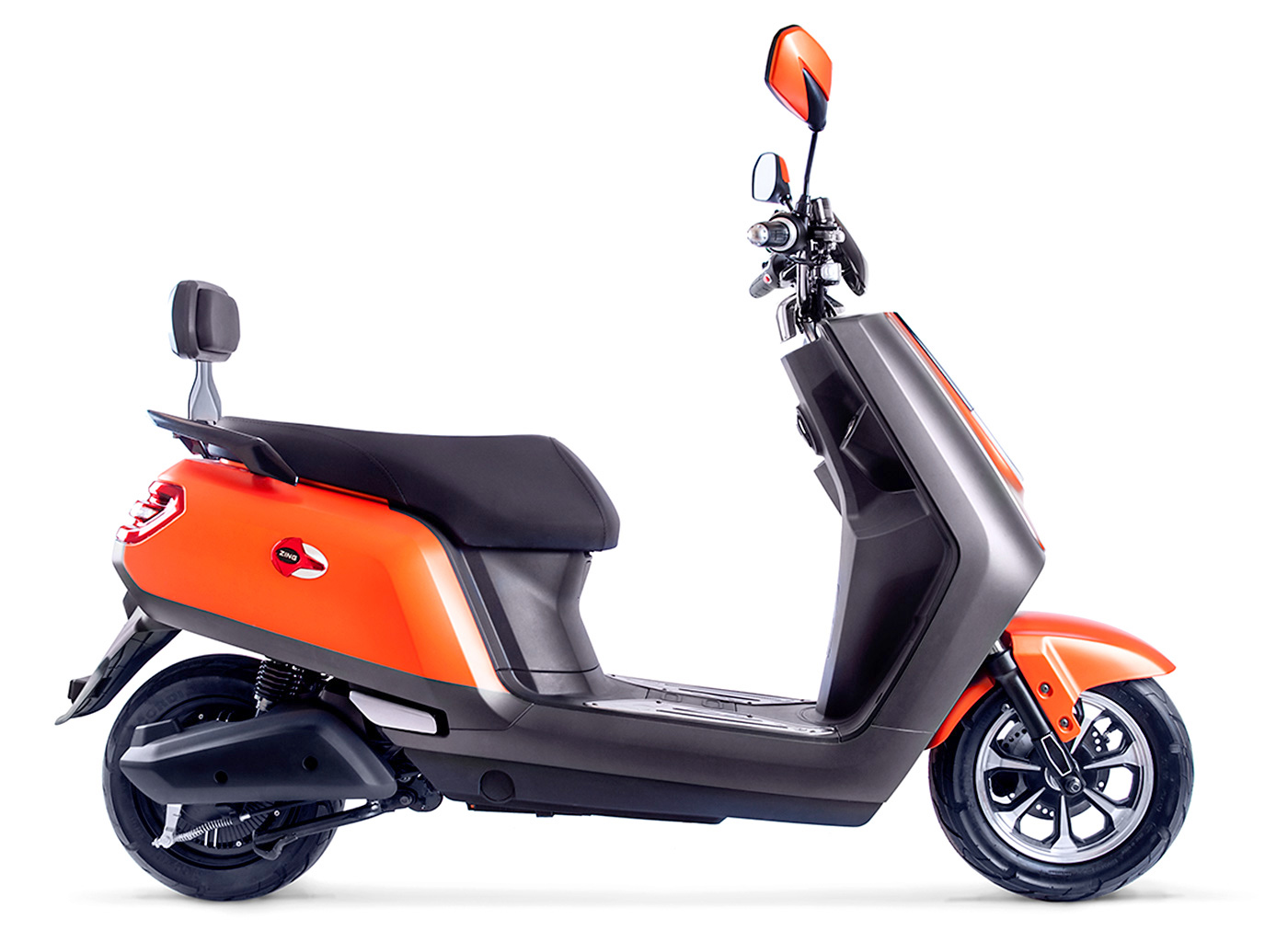 Электроскутер Eltreco ZING WIDE 60V800W Оранжевый 019016-0390